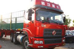 精功 远征重卡 340马力 6X4 牵引车(ZJZ4250DPT4AZ3) 卡车图片