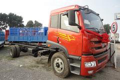 青岛解放 新悍威(J5M)中卡 160马力 4X2 6.75米仓栅载货车(底盘)(CA5167XXYP1K2L2EA80)