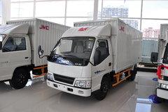 江铃新凯运 102马力 3.1米单排厢式轻卡(窄体) 卡车图片