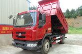 东风柳汽 乘龙609中卡 200马力 4X2 4.7米自卸车(LZ3160LAK)