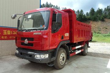 东风柳汽 乘龙中卡 240马力 4X2 5.6米自卸车(LZ3122RAL)