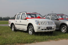 2012款福田 征服者 2.8L柴油 四驱 双排皮卡 卡车图片
