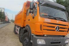 北奔 NG80系列重卡 350马力 8X4 7.5米自卸车(ND3314D41J) 卡车图片