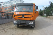 北奔 NG80重卡 375马力 8X4 7.6米自卸车(ND3310DD5J6Z03)