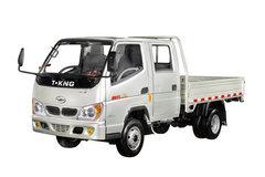 唐骏 小宝马 55马力 2.6米双排栏板轻卡 卡车图片