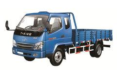 唐骏金利卡 80马力 3.8米排半栏板轻卡 卡车图片