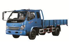 唐骏超级轻卡王 120马力 4.23米排半栏板轻卡 卡车图片