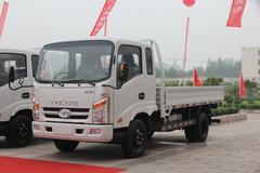 唐骏 T3系列 108马力 3.9米排半栏板轻卡 卡车图片