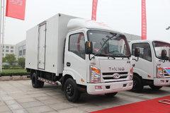 唐骏 T3系列 141马力 3.9米单排厢式轻卡 卡车图片