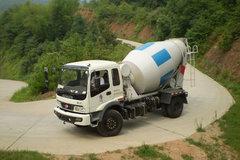 福田 瑞沃3系 180马力 4X2 混凝土搅拌车(BJ5162V5PDB-D5)