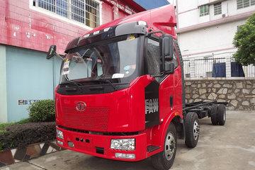 解放 J6L中卡 220马力 6X2 仓栅载货车(CA5250CCYP62K1L5T3E)