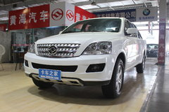 黄海 大柴神 至尊版 豪华型 2012款 两驱 3.2L柴油 双排皮卡 卡车图片