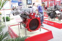 上海日野P11C-UR 380马力 11L 国三 柴油发动机