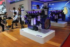 潍柴WP12.380E32 380马力 12L 国三 柴油发动机