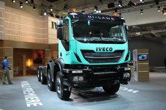 依维柯 New Trakker系列重卡 500马力 8X4自卸车 卡车图片