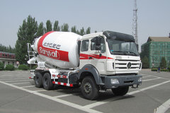 北奔重卡 290马力 6X4 混凝土搅拌车(ND5257GJBZ)