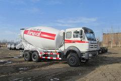 北奔重卡 375马力 6X4 混凝土搅拌车(ND5257GJBZ)