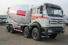北奔重卡 280马力 8X4 混凝土搅拌车(ND5310GSN)
