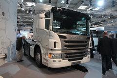 斯堪尼亚 P系列重卡 340马力 4X2 LNG牵引车(LA4X2MNB) 卡车图片