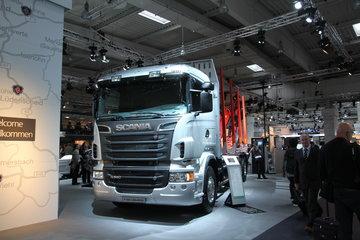 斯堪尼亚 R系列重卡 560马力 6X4木材运输车(型号R560 CB6x4HSA)