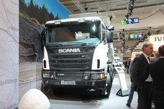 斯堪尼亚 G系列重卡 440马力 8X4自卸车(G440 CB8x4MHZ)