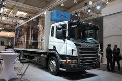 斯堪尼亚 P系列重卡 280马力 4X2城市货运载货车(型号P280 DB4xMNB) 卡车图片
