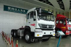 中国重汽 金王子重卡 336马力 6X4 牵引车(精英版)(ZZ4251N3241C)  卡车图片