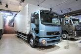 沃尔沃 FL系列 240马力 4X2 厢式载货车