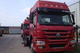 中国重汽 HOWO重卡 380马力 6X4牵引车(ZZ4257N3247D1)