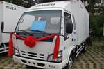 庆铃 五十铃600P 130马力 4.17米单排售货车(QL5040XSHA5HAJ)