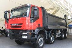 依维柯 Trakker系列重卡 500马力 8X4自卸车