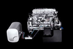 菲亚特N45 ENT 207马力 欧四 发动机