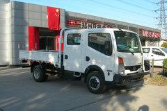 郑州日产 凯普斯达 130马力 3.2米双排栏板轻卡(ZN1050B5Z4) 卡车图片