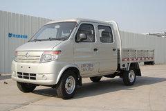 长安轻型车 神骐 1.1L 62马力 汽油 0.7吨 2.3米双排微卡(SC1025SB4) 卡车图片