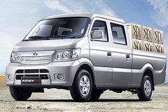 长安商用车 星光小卡 1.3L 81马力 汽油 2米双排栏板微卡(SC1029SA4) 卡车图片
