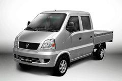 哈飞 民意 0.97L 60马力 双排微卡(标准I型) 卡车图片