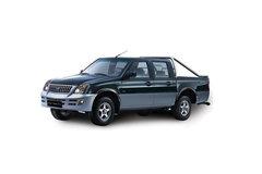 福迪 雄狮 2012款 加长版 两驱 2.0L柴油 双排皮卡 卡车图片