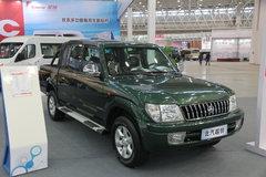 北汽 锐铃 创业版 2013款 四驱 2.5L柴油 双排皮卡 卡车图片