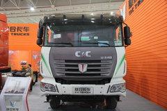 联合卡车U340 340马力 6X4 LNG混凝土搅拌车(SQR5251GJBN6T4)