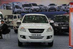 江铃 域虎 2012款 两驱 2.4L柴油 双排皮卡(GL) 卡车图片
