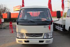 一汽红塔 解放霸铃 78马力 4X2 2.4米双排栏板式轻卡(CA1040K3LRE4-1) 卡车图片