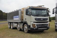 沃尔沃 FMX重卡 410马力 8X4自卸车 卡车图片