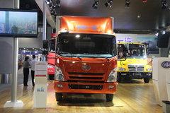一汽通用 F330速豹 150马力 4.8米排半厢式轻卡(CA1063PK45L3R5E1) 卡车图片