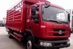 东风柳汽 乘龙中卡 160马力 4X2 6.8米排半仓栅载货车(LZ5165CSRAP) 卡车图片