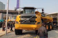 沃尔沃A40F铰接式卡车