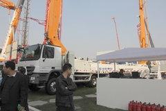 中联重科 49米混凝土泵车(奔驰Actros3341底盘)