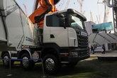 中联重科 101米混凝土泵车(斯堪尼亚底盘)
