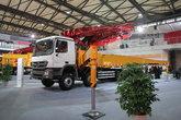 三一 56米混凝土泵车(奔驰底盘)
