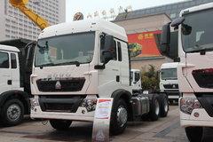 中国重汽 HOWO T5G重卡 340马力 6X4 牵引车(ZZ4257N324GC1) 卡车图片