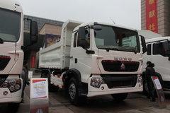中国重汽 HOWO T5G系重卡 340马力 6X4 5.6米自卸车(ZZ3257N364GC2) 卡车图片